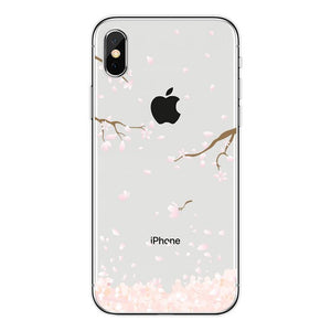 Open image in slideshow, Cherry Blossoms iPhone Case