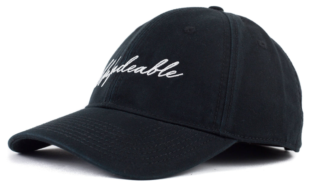 No Bad Ideas - Unfadeable Dad Hat