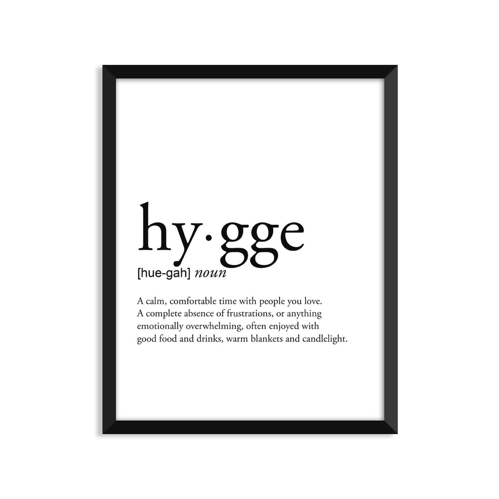 Footnotes - Hygge