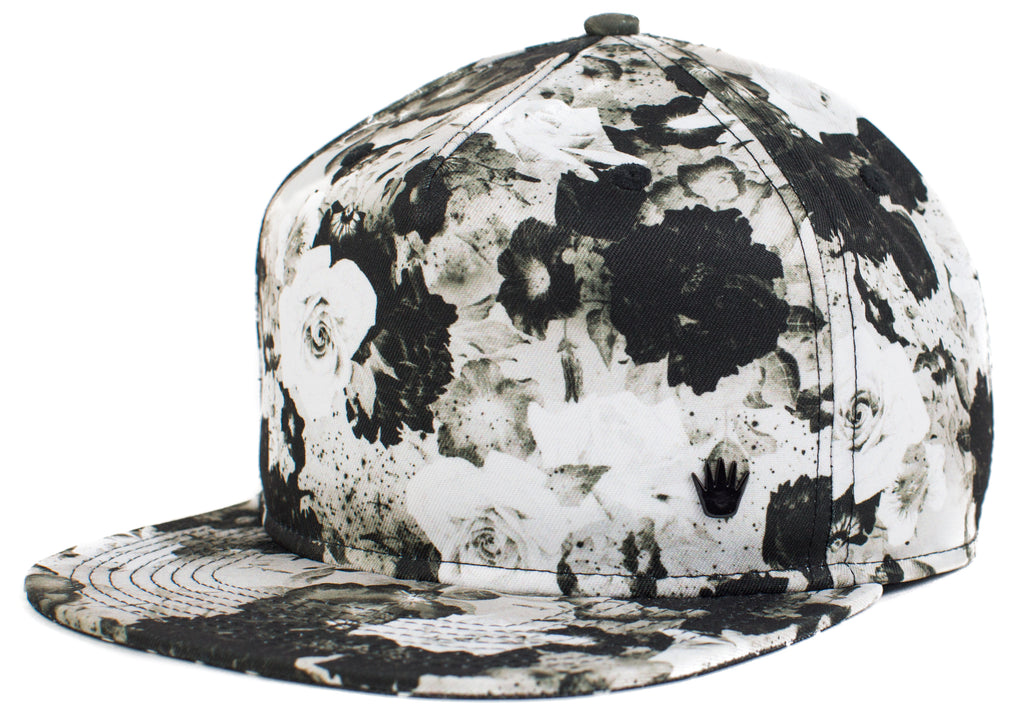 No Bad Ideas - Black Zinnia Snapback