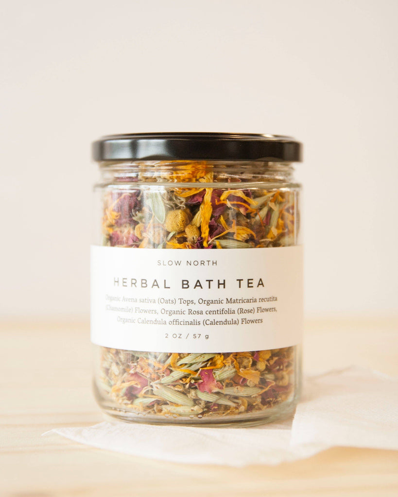 Slow North - Herbal Bath Tea