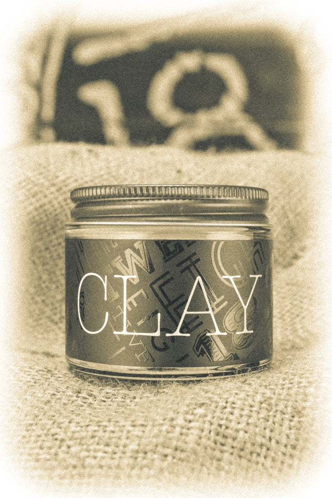 Man Made Clay -2oz