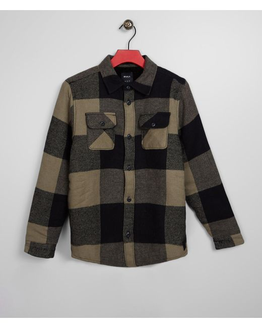 Haywire Lined Flannel - YOUTH