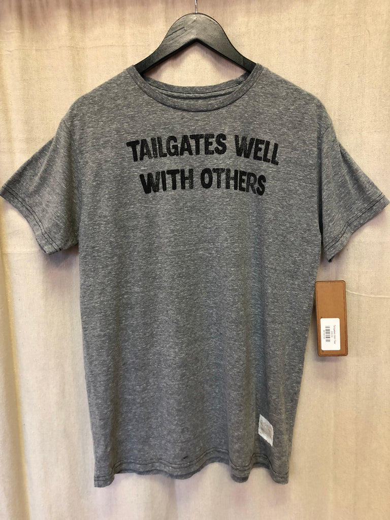 Retro Brand - Tailgates Well T-Shirt