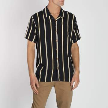 Imperial Motion - Kingpin Top - Navy Stripe