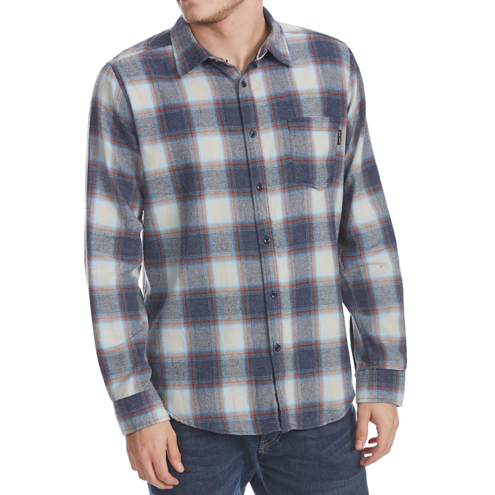 Marsh LS Flannel