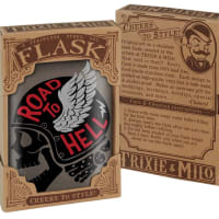 Road To Hell Flask
