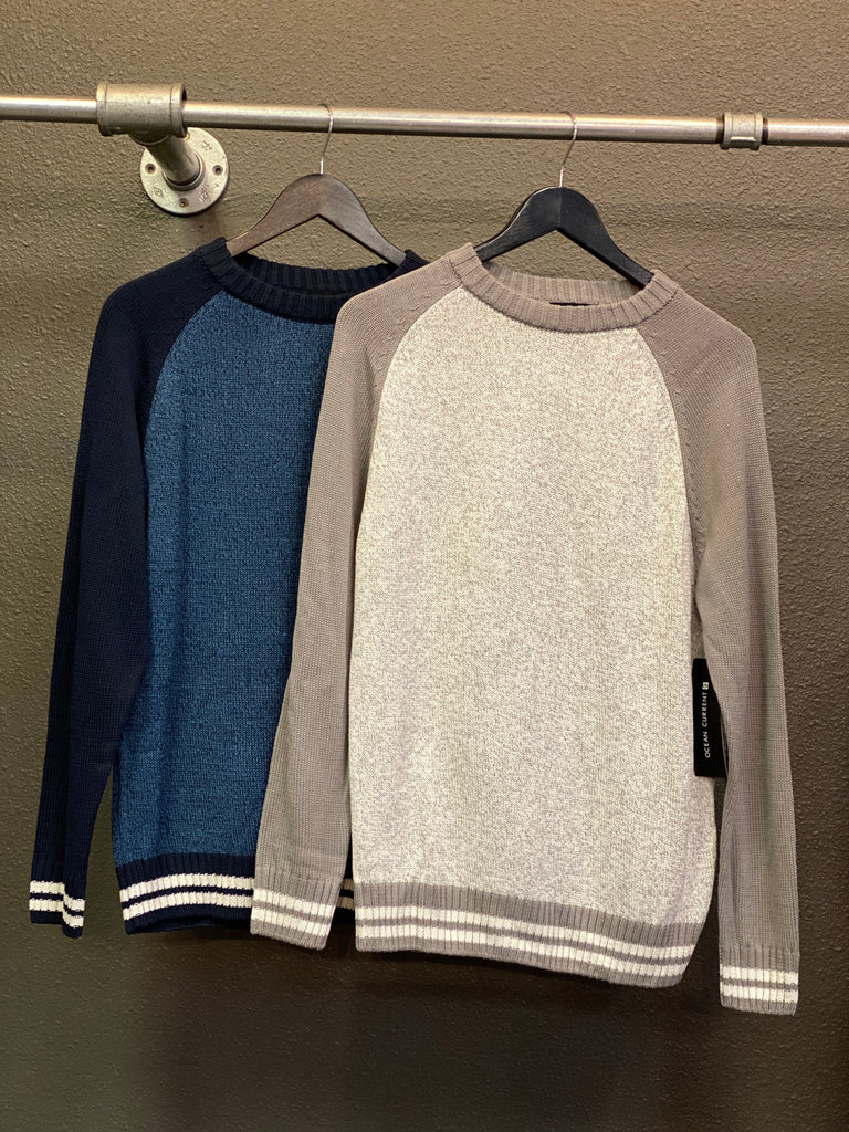 Cool Crew Sweater - Multiple Color Options