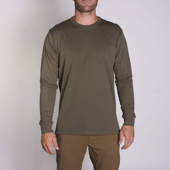 IM Density Long-sleeved Shirt - Multiple Color Options