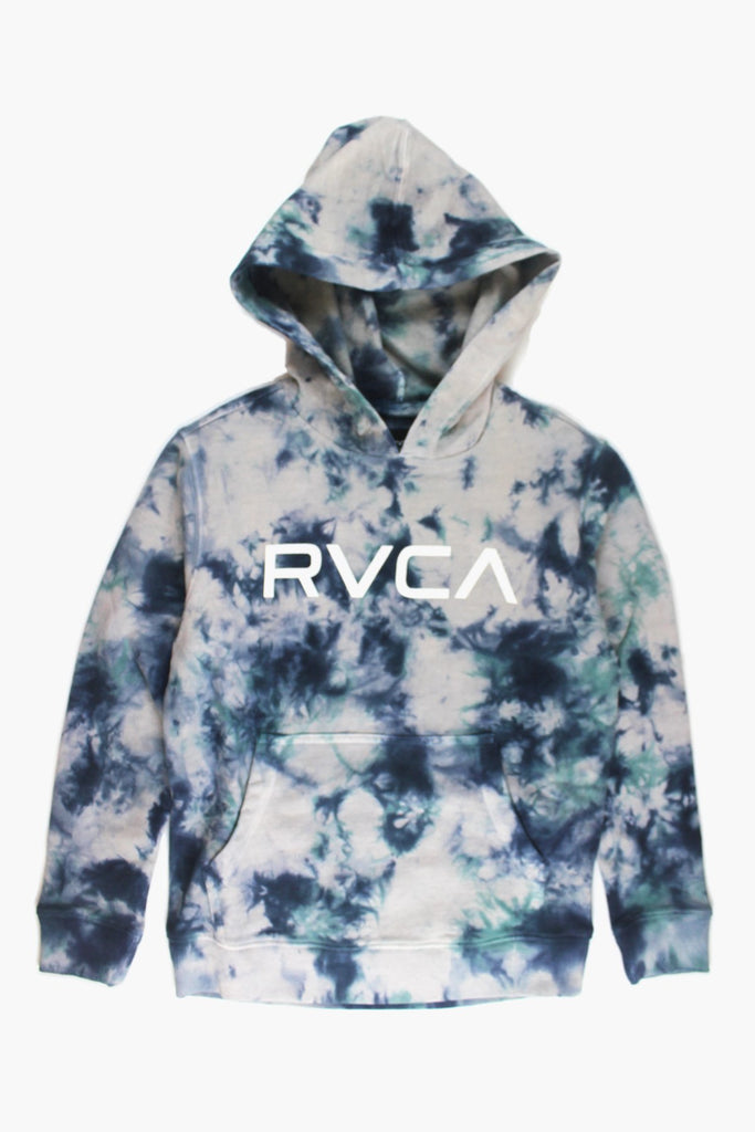 RVCA Switch Tie Dye Hoodie - YOUTH