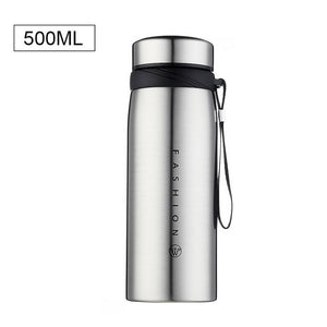 Details about  Stainless Steel Travel Coffee Mug Vacuum Insulated Thermal Tumbler Water Bottle