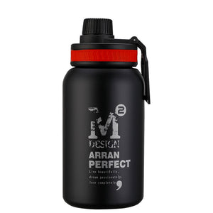 580ml 880ml Double Wall Vacuum Stainless Steel Sports Water Bottle Creative BPA Free Healthy