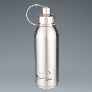 600ml 800ml 1000ml Stainless Steel Water Bottle Thermal Pot Portable for Bicycle Travel