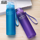 JOUDOO 400ml 560ml  Portable Leak-proof Water Bottle High Quality Tour Outdoor Bicycle Sports Drinking Plastic Water Bottles 10
