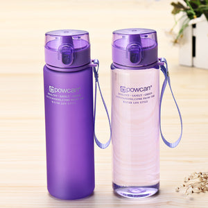 400ml 560ml 800ml 1000ml Portable Leak-proof Water Bottle High Quality Tour Outdoor Bicycle Sports Drinking Plastic Water Bottles 35