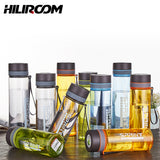 New 680ml 1000ml BPA Free Leak Proof Sports Water Bottle High Quality  Shaker Plastic Bottles Gourde En Plastique