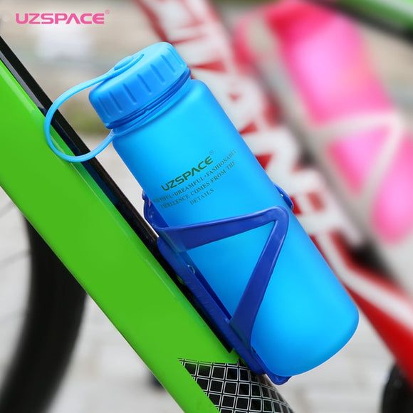 350ml 500ml 650ml 1000ml Water Bottles 4 colors 4 capacity Summer Portable Scrub Sports My drinking bottle for water Lid bottle together BPA Free