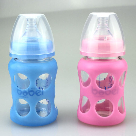 150ml Glass Baby Feeding Bottle
