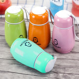 New Hot Quality Creative 300ml Vacuum Flask Outdoor Thermal Cup Penguin Coffee Sports Water Bottle Mug Portable