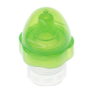 Bottle Adapter Baby Kids Drinking Device Nipple Leaf Proof Portable Cap Water Bottles Supplies Outdoor Prevent Choke For Child