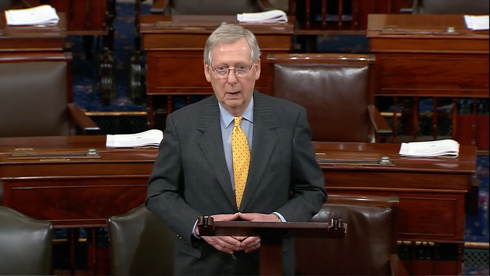 Hemp and mitch mcconnell to legalize hemp