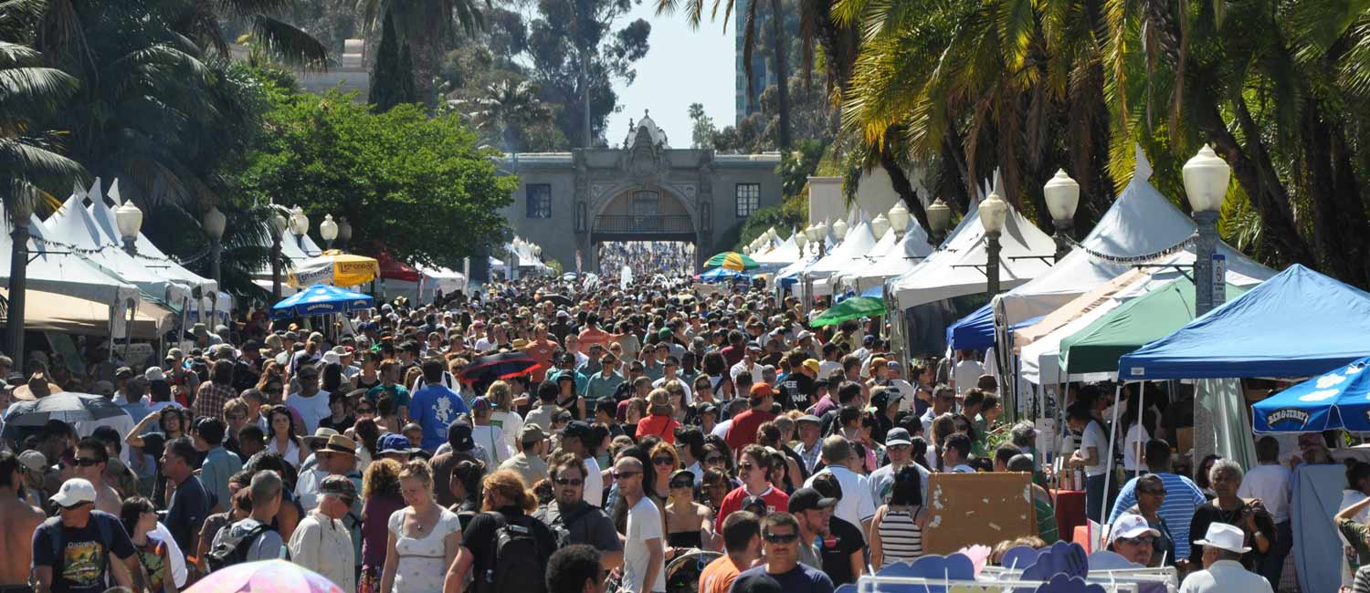 ananda Hemp and Earth Day in San diego