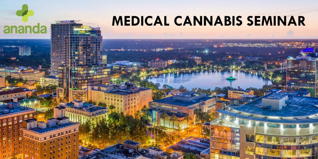 Medical Cannabis Seminar Event