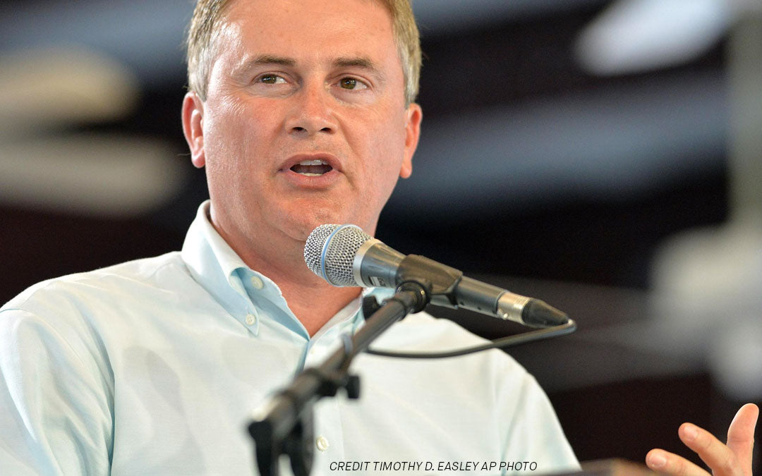 CBD political profile James Comer