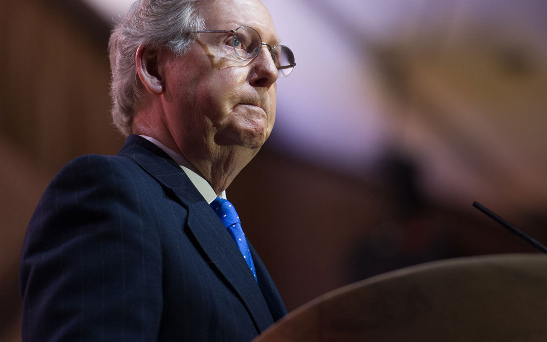 CBD Political Profile: Mitch McConnell