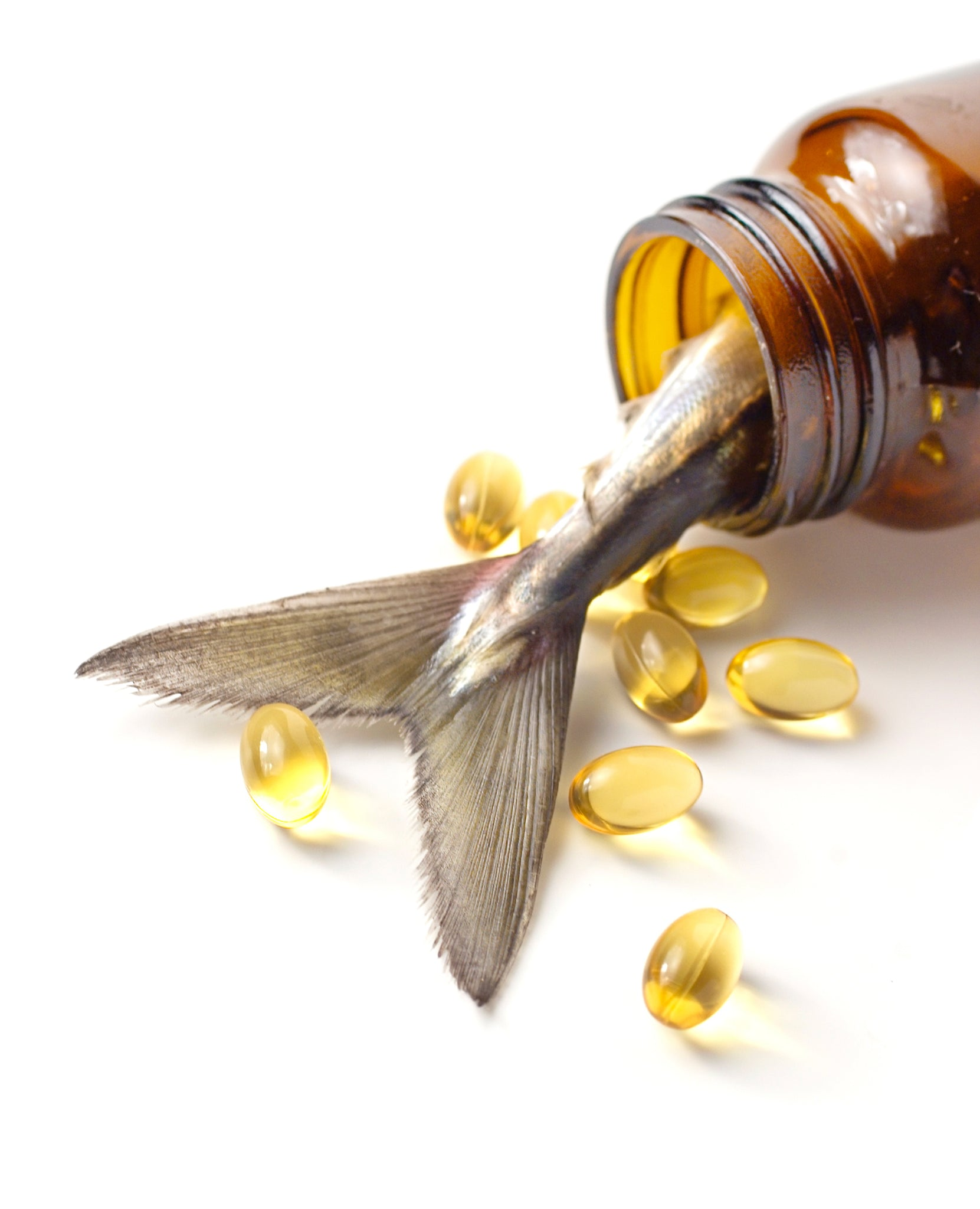 Problems with DHA fish oil - sustainability, over fishing, contamination