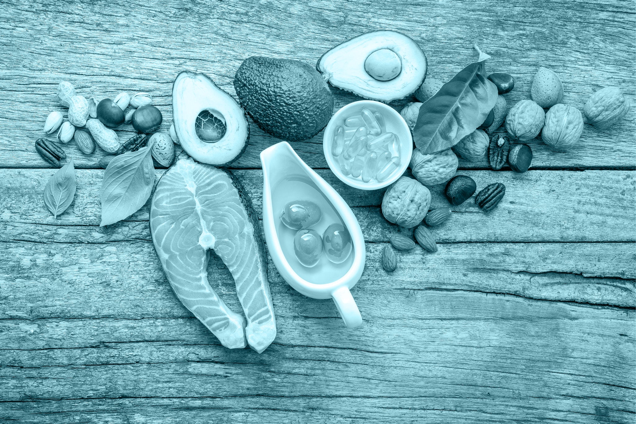 Dietary Sources of Essential Fatty Acids