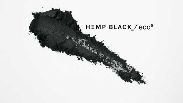 Hemp Black activated carbon