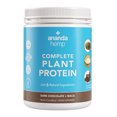 Hemp Seed Protein Powder with Maca