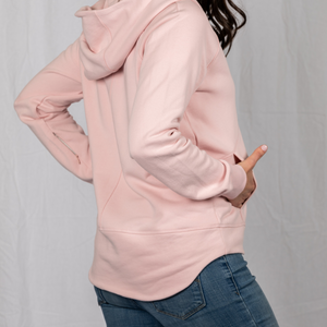 Travel hoodie with five pockets