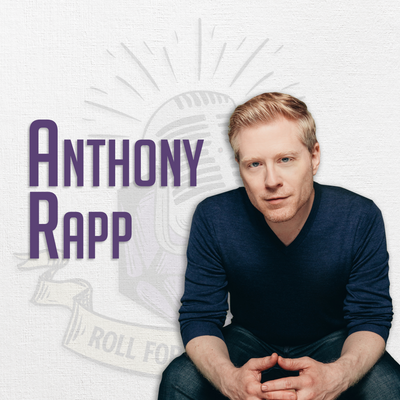 From Broadway to Star Trek, Anthony Rapp Has Done It All