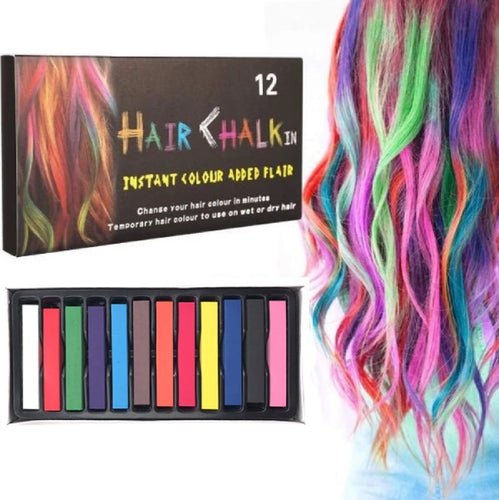 Temporary Washable Non-Toxic Hair Chalk Pens