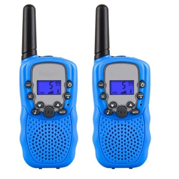 2 Pack HD Sound Walkie Talkies Set For Kids