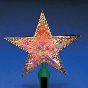 10 Light Multi-star Tree Topper UL1212/M