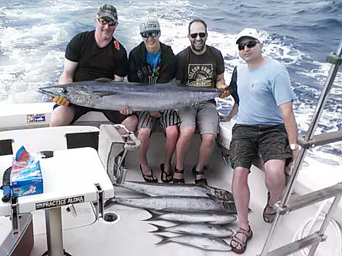 Hinatea Sport Fishing, Maui, Hawaii