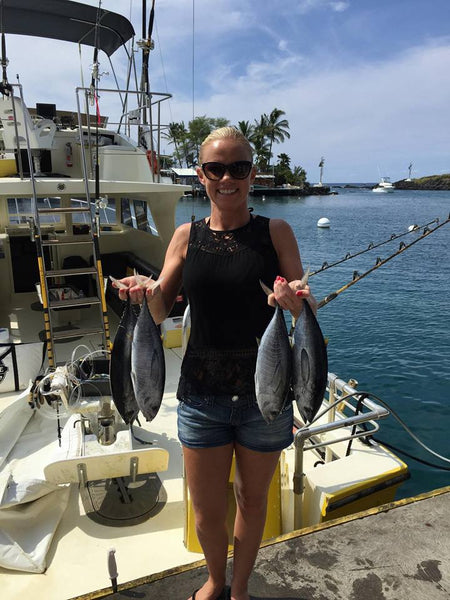 Sea Wife , kona fishing