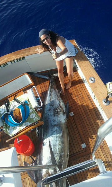 High Flier, Marlin, Hawaii, Sport, Fishing