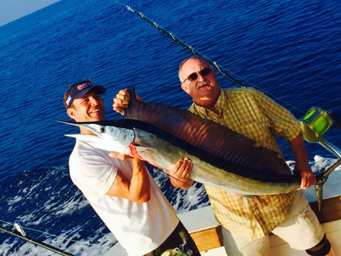 Start Me up, Maui sport fishing