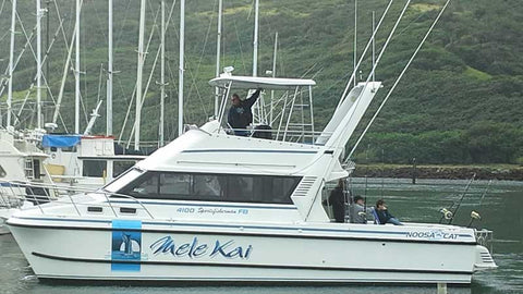 Mele Kai at dock