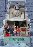 42'  - Huntress
