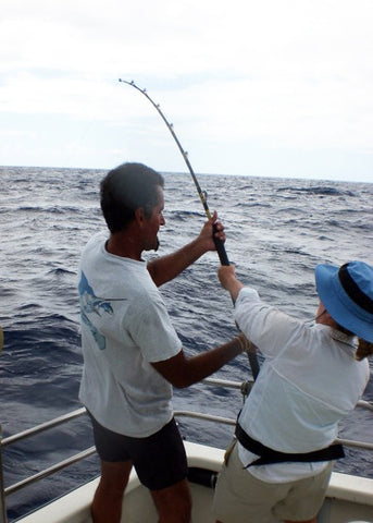 kauai lahela fishing instruction