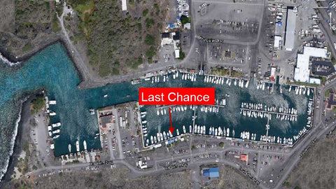 Last Chance slip location