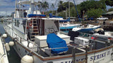 The Luckey Strike Fishing boat in Lahaina Maui