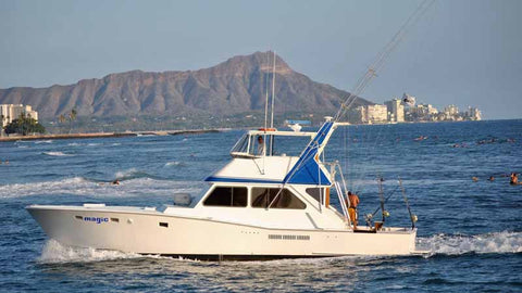 Magic Sportfishing in Hawaii with Hawaii Deep Sea Fishing