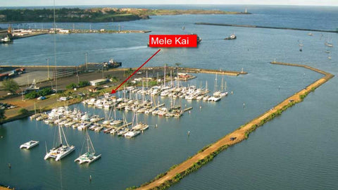 Mele Kai slip location