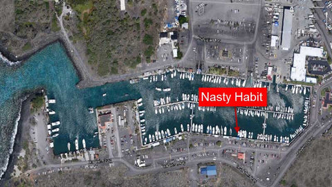 Nasty Habit slip location